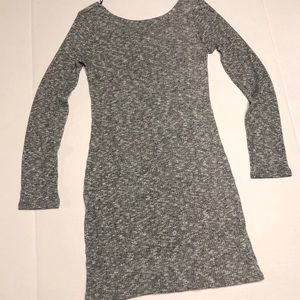 Poetry ribbed long sleeve top size Large